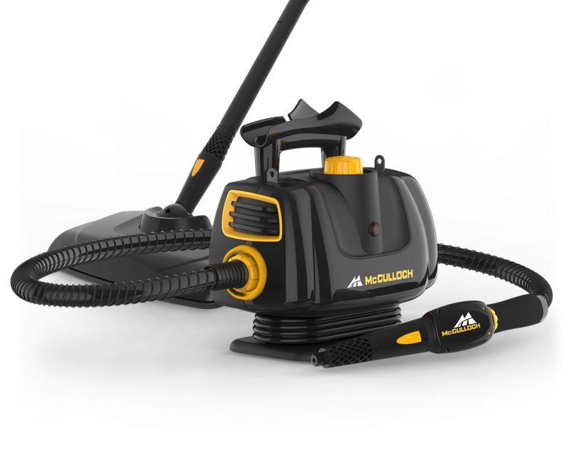 McCulloch MC1270 Portable Power Steam Cleaner