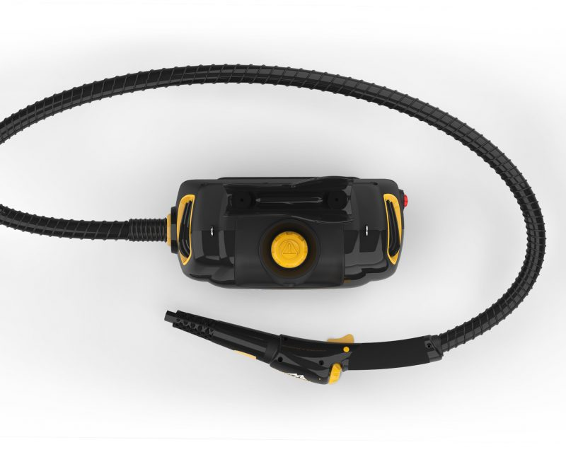 McCulloch MC1270 Portable Power Steam Cleaner Top