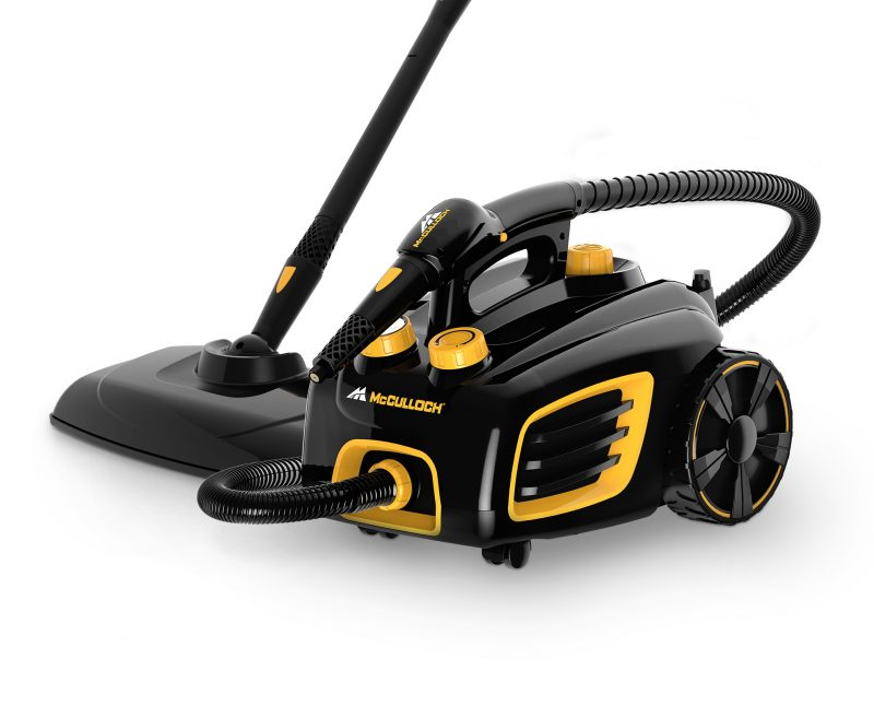 McCulloch MC1375 Canister Steam Cleaner