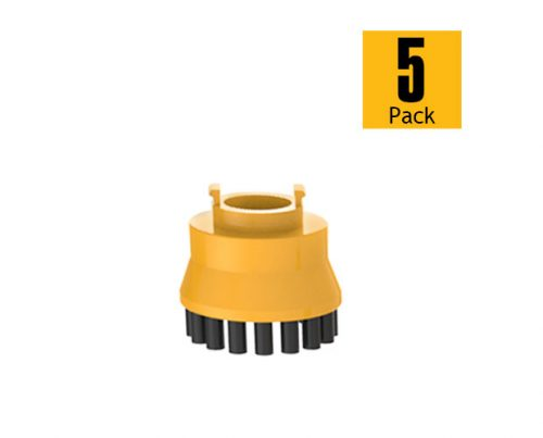 A1245-001-5 Nylon Brush (5 Pack)