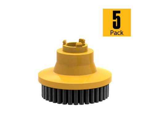 A1245-002-5 Large Nylon Brush (5 Pack)
