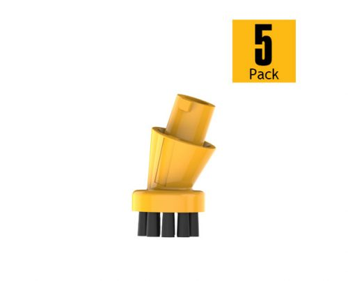 A1255-003-5 Nylon Utility Brush (5-Pack)