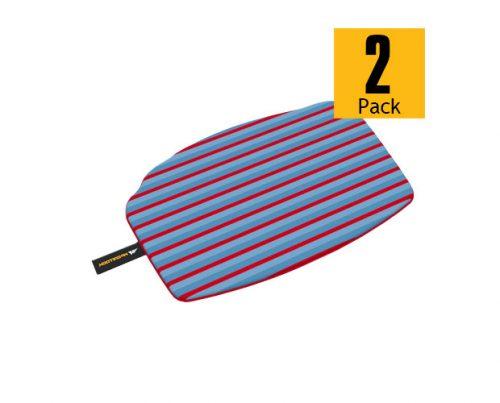 A1375-101 Scrubbing Mop Pad (2 Pack)
