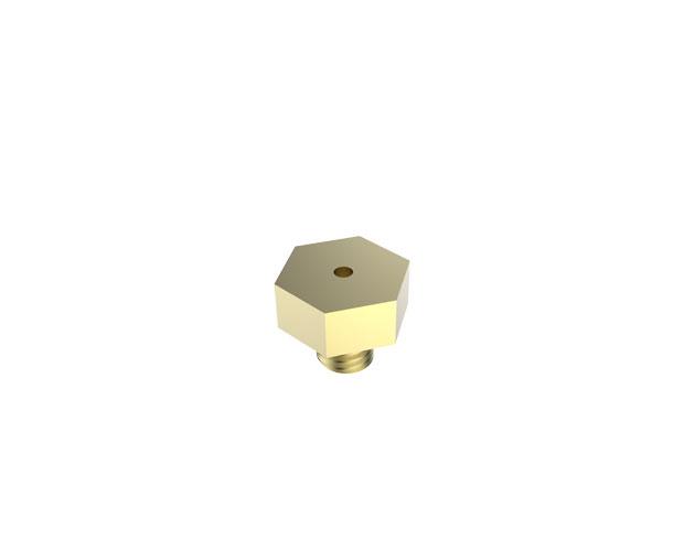 T1255-002 Brass Outlet Tip