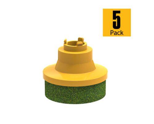 A1245-003-5 Scrub Pad (5 Pack)